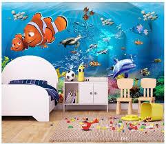 3d Photo Wallpaper Custom 3d Wall Murals Wallpaper 3d Underwater World Beautiful Underwater World Childrens Room Kids Room Mural Xp Wallpapers Yellow Wallpaper From A378286736 10 27 Dhgate Com