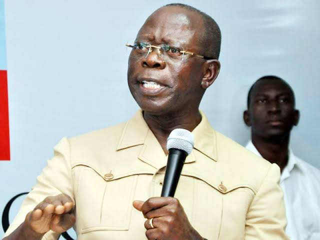 """Image result for adams oshiomhole"""""""