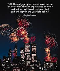 wishes bid farewell new year picture quotes