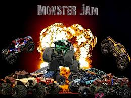 personal al of justna monster jam