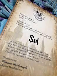 75 Invitaciones 75personales Cumpleanos 15 Anos Harry Potter