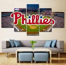 Toronto Blue Jays Wall Art Painting Canvas Baseball Poster Sports Art Direct