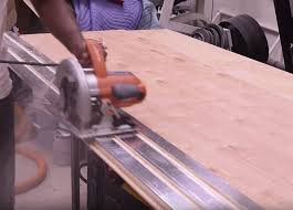 Build Your Own Track Saw For Straight Accurate Cuts