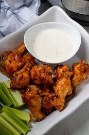 the best instant pot en wings a