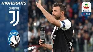 Juventus 1-1 Atalanta | The Bianconeri hold Atalanta in Barzagli's ...