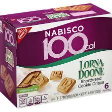 sco 100 calorie lorna doone cookies