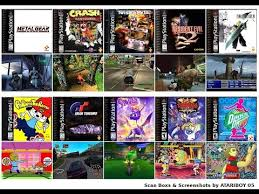 top 100 list best ps1 games of all time