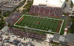 conference college football stadiums