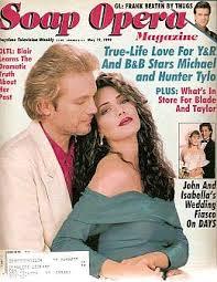 5-19-92 Soap Opera Magazine MICHAEL TYLO-JEAN LECLERC | Soap Opera World