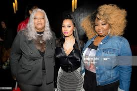 """Deb Antney, Tammy Rivera, and Mona Smith attend the WE tv """"Waka &... News  Photo - Getty Images"""