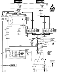 2005 cavalier headlight wiring diagram