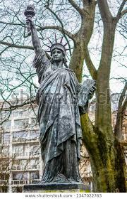 statue liberty replica bronze sculpture
