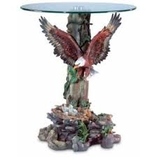 eagle glass top table free
