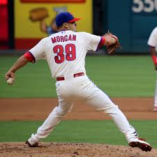 Adam Morgan (baseball) - Wikipedia