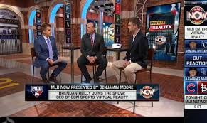 ESPN, MLB Network features Eon Sports ...