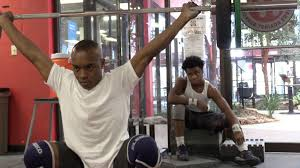 Antwan Kilbert and Jerome Smith are lifting their way to stardom ...
