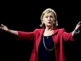 And he shall be called? Hillary may pose unique question to US - ht view -  Hindustan Times