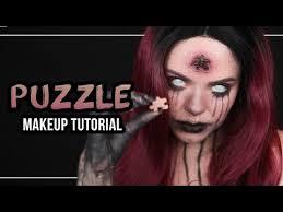 wendigo until dawn makeup tutorial