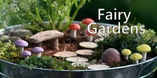 miniature garden pe