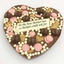 personalised chocolate gifts send