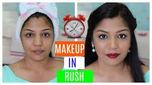 makeup in rush hindi makeup video