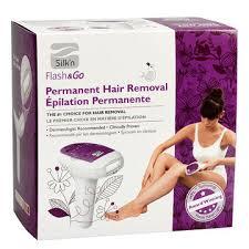 silk n flash go a hair erasing review