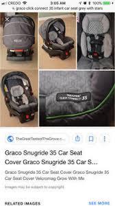 graco connect 35 infant car seat