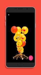 ملصقات تعبيرية متحركة Gif For Android Apk Download