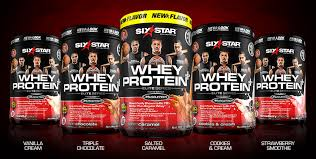 how whey protein is better six star