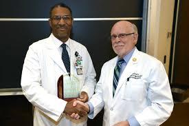 Larry Johnson, Megan Davis Awarded for Medical Ethics   UAMS News