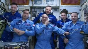 """The crew of the """"Soyuz MS-16"""" went aboard of the ISS 