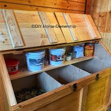 diy feed bin a step by step guide to