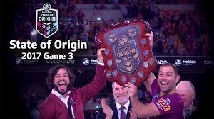 State of Origin 2017 - The Decider ...