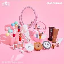 this we bare bears beauty collection is