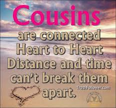 my cousin is my best friend quotesta