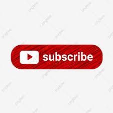 يوتيوب الاشتراك Png خلفية شفافة موقع يوتيوب شعار يوتيوب اشترك يوتيوب Png وملف Psd للتحميل مجانا