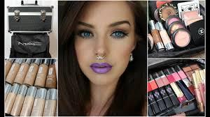 mac freelance makeup artistry kit