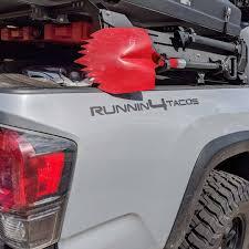 Runnin4tacos Bed Decal Runnin 4 Tacos