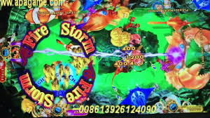 ocean king 2 fish game machine with