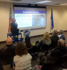 """City of Henderson on Twitter: """"City of Henderson Department of Utility  Services Director Priscilla Howell shares information on the water &  wastewater services that the City provides for resident during Wednesday's  """"March"""