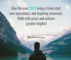wisdom quotes for new year