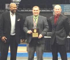 MUNE wrestling coach Aaron Cooper receives national recognition | Sports |  thecorryjournal.com