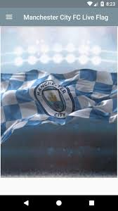 manchester city live flag wallpaper for