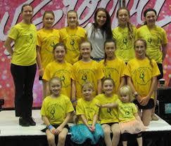 Dance students attend convention   Social   bryantimes.com