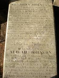 Abigail Fowler Johnson (1742-1816) - Find A Grave Memorial