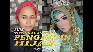 makeup pengantin hijab you