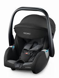 recaro infant car seat guardia at