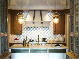 rustic pendant lighting kitchen glass