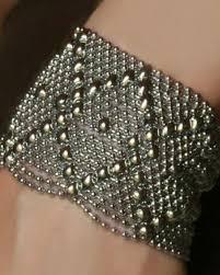 liquid metal bracelet verdigris