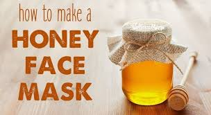 honey face mask wash recipe diy